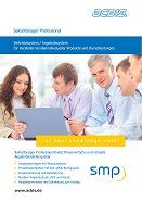 CPQ-Software & Vertriebssystem - SalesManager Professional - Flyer