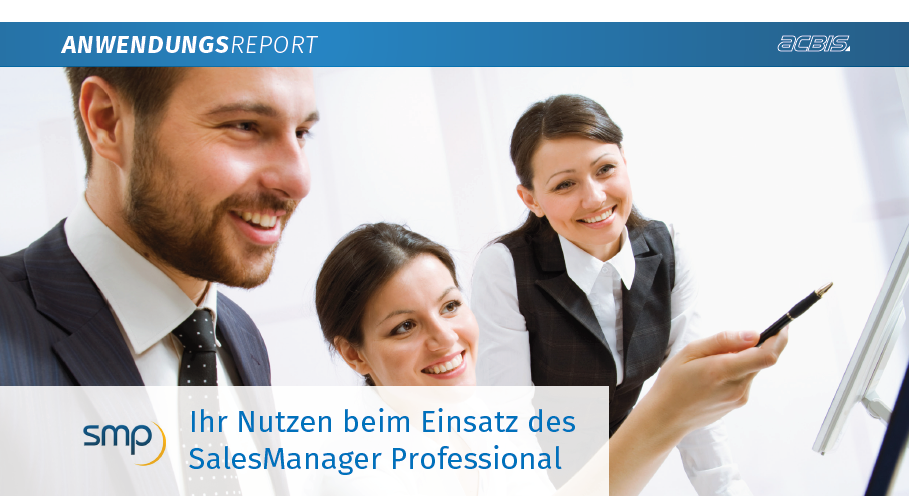 CPQ-Software SalesManager Nutzen