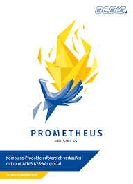 ACBIS B2B-Portal PROMETHEUS eBUSINESS - Flyer
